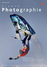 - France_Photographie_236_Special_Sport_Juin_2011_Couverture_Interview_Gerard_Vandystadt_Christian_Petit_Agence_Regards_du_Sport_phototheque_omnisports_PPF_Federation_Photographique_de_France