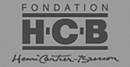 Logo HCB Fondation Henri Cartier Bresson sur REGARDS DU SPORT - VANDYSTADT