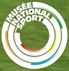 Logo Musée National du Sport sur REGARDS DU SPORT - VANDYSTADT