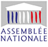 Logo Assemblée Nationale sur REGARDS DU SPORT - VANDYSTADT