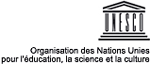 Logo UNESO Organisation des Nations Unies pour l'éducation, la science et la culture sur REGARDS DU SPORT - VANDYSTADT