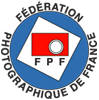 Logo FPF Fédération Photographique de France sur REGARDS DU SPORT - VANDYSTADT