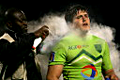 WWW.REGARDS DU SPORT-VANDYSTADT.COM Photos blessure soins médicaux spray froid rugby
