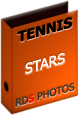 REGARDS DU SPORT - VANDYSTADT Photos Tennis Stars