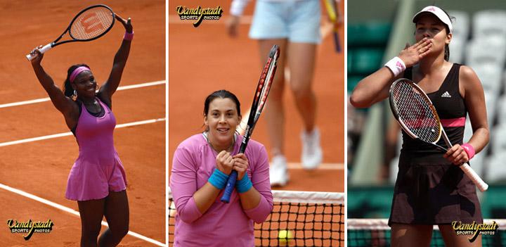 future datant Serena Williams